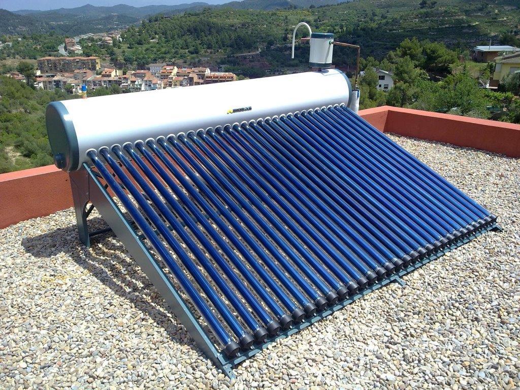 Energ a solar t rmica erecoambiental - Placa solar termica ...