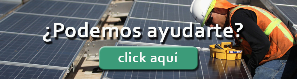 ayuda energias renovables