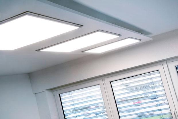 Todo lo que nos ofrecen los paneles LED