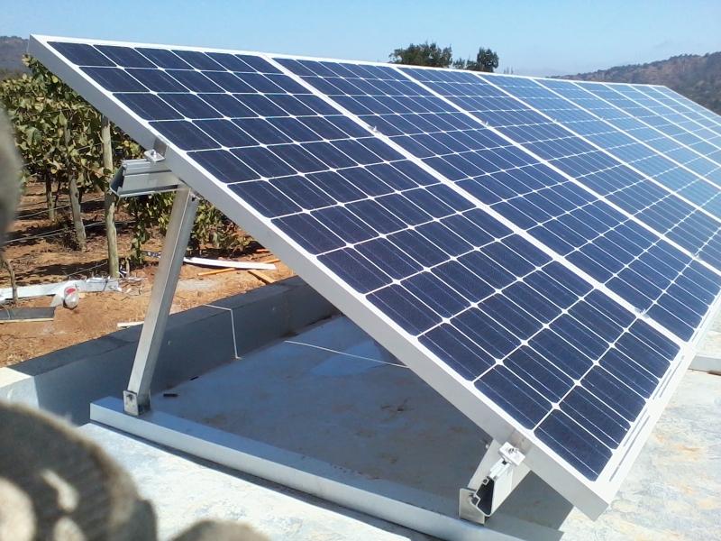 Las placas solares y su instalaci n erecoambiental for Montar placas solares en casa