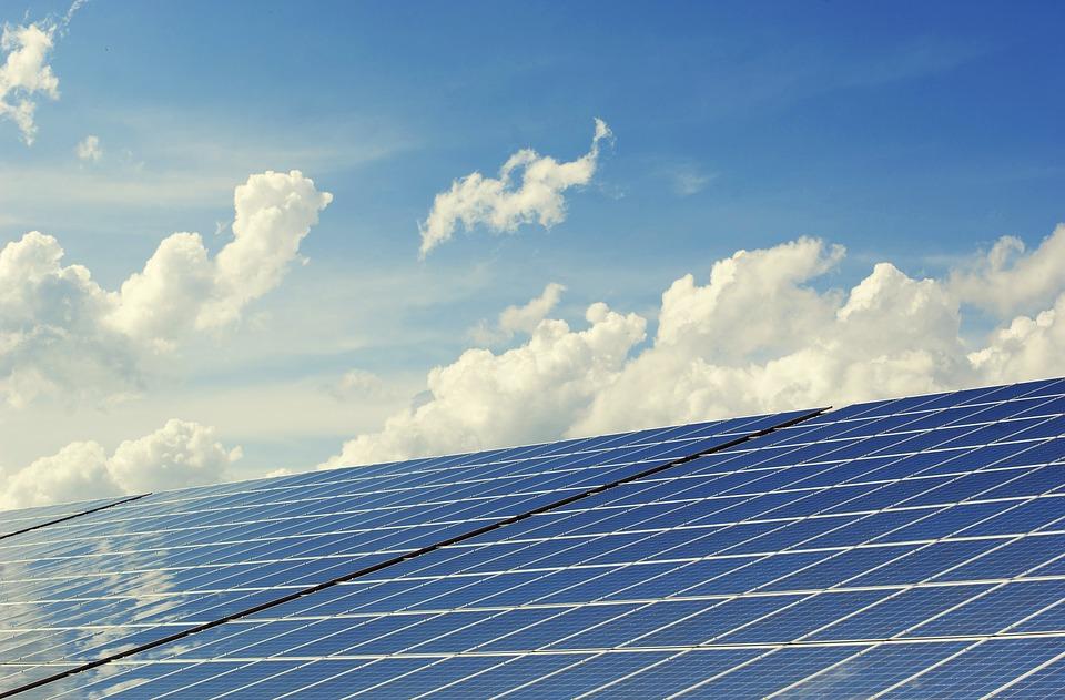 Los paneles solares fotovoltaicos (Tipos)