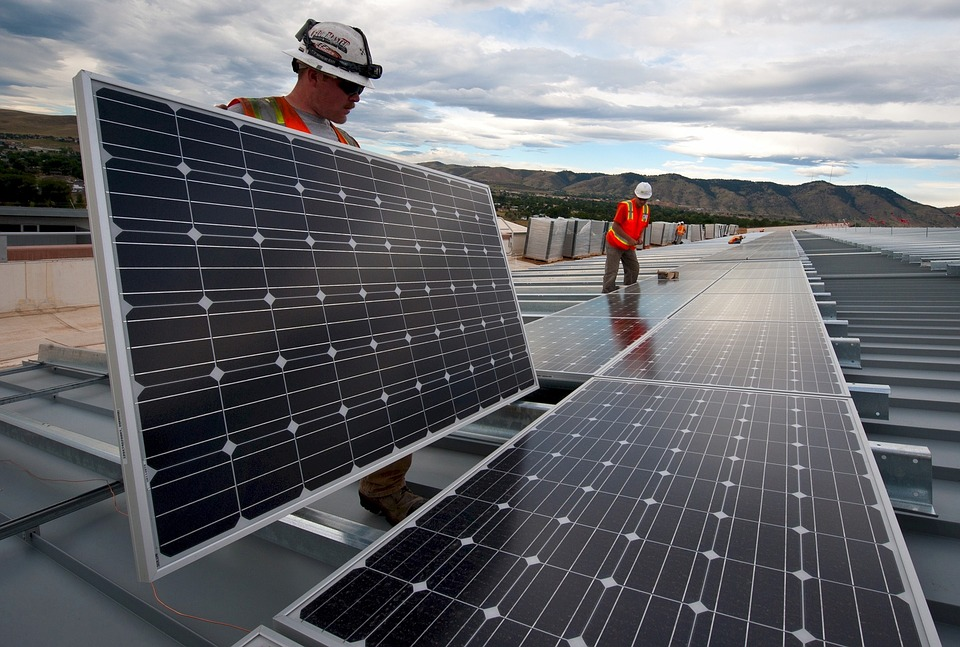 Paneles solares Sant Cugat