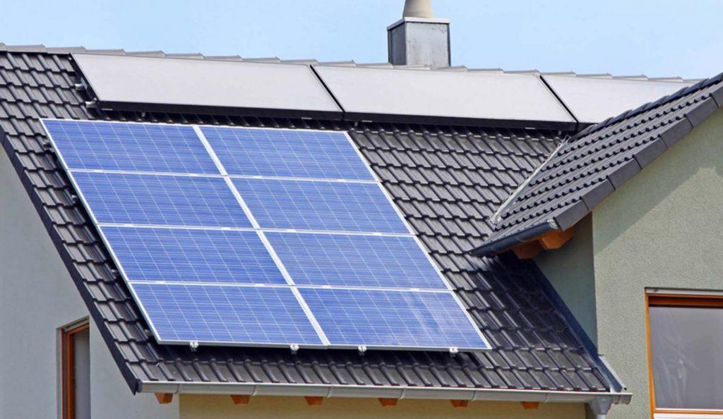 Energía solar térmica para uso domestico