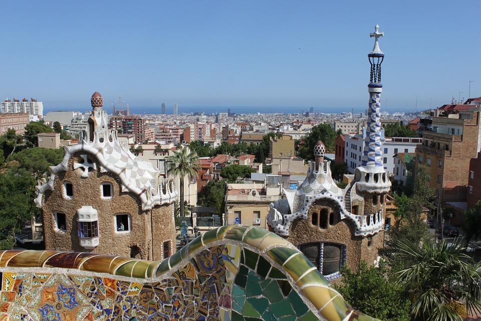 Los paneles solares en Barcelona se hacen notar